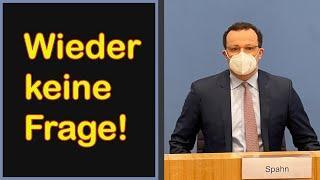 Bestechungsskandal um Masken, Journalisten ausspähen:  Was ich Spahn heute gerne gefragt hätte!