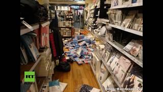 """""""Landfriedensbruch und gefährliche Körperverletzung"""": Sieben Syrer wüten bei Tchibo in Essen"""