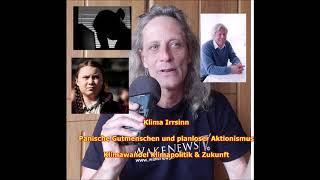 Trailer: Klimairrsinn, Depression (meine), Axel Burkart ...