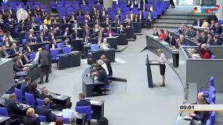 ''Dieses Land wird von Idioten regiert'' Alice Weidel #Kopftuchmädchen - Bundestag Tumulte