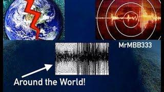 "STRONG 6.4M Quake Not Far From DEEP ""Atlantic Abyss"" Trips Seismos Around World!"
