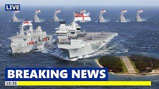 High Alert: China Rages About UK Navy to Deploy Warship to Disputed Waters of South China Sea