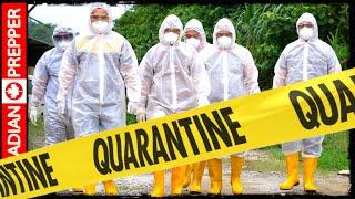 Coronavirus Quarantines May be Coming: What You Can Expect