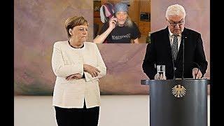 Merkels erneute Zitterparty; ich zittere schon den Zustand Deutschlands betreffend viele Jahre lang