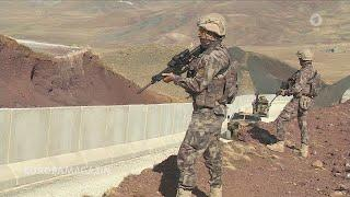 1+1 macht? Warum eine Mauer zwischen Türkei und Iran?