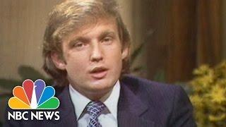 1980: How Donald Trump created Donald Trump