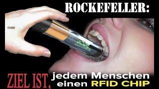 Rockefeller: Ziel ist jedem Menschen dieser Welt einen RFID-Chip zu verpassen. NWO Aaron Russo