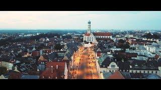 Augsburg ist bunt !  Danke Augsburg, Danke Heimat