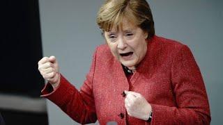 """Merkels emotionaler Appell: """"Wir werden es bereuen, vor Weihnachten unvorsichtig gewesen zu sein"""""""