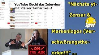 """""""YT bekämpft weiterhin wakenews radio/tv und Schrumpfkopf TV mit Videolöschungen — ohne Not!!!"""" …"""