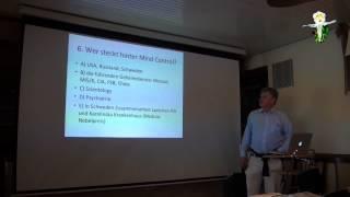 Mind Control versklavt Körper und Gehirne von Henning Witte