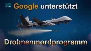 Google unterstützt Drohnenmorde