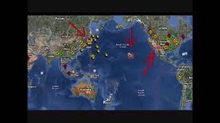 Erdbeben + Tsunami in Indonesien HAARP induziert?