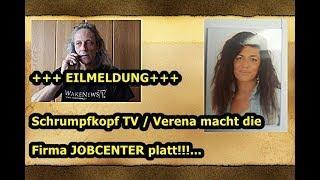 Trailer: Schrumpfkopf TV / Verena macht die Firma JOBCENTER platt ...