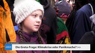 Die Greta-Frage: Klimakrise oder Panikmache?