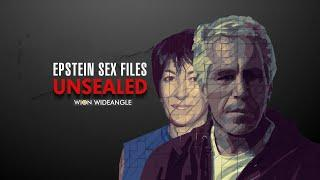 Epstein sex files, unsealed