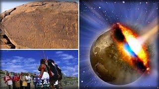 NATIVE AMERICAN WARNS THE END OF THE WORLD IS NOT FAR AWAY
