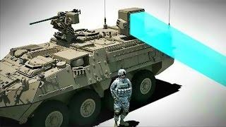 Military Ray Gun • ADS Electromagnetic Radiation Weapon