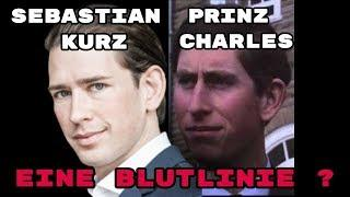 Die Pharaonen-Blutlinien - Prinz Charles und Sebastian Kurz - Herrscherklasse