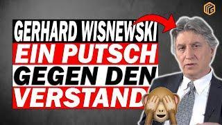 """GERHARD WISNEWSKI """"SIND WIR WIRKLICH SO BESCHEUERT?"""" Ausschuss 58"""