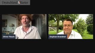 """Stephan Brandner (AfD) über Annalena Baerbock: """"Dümmster Kanzlerkandidat aller Zeiten"""""""