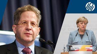 Politiker die Rede von Hans-Georg Maaßen 2020 - Probleme nicht lösen, werden Teil des Problems -