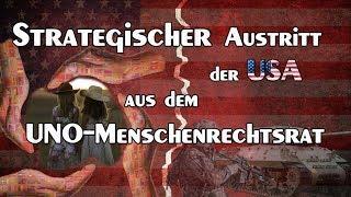 Strategischer Austritt der USA aus dem UNO-Menschenrechtsrat    22.06.2018   www.kla.tv/12617