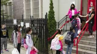 NYC Bans 12,000 Students from School for Not Consenting to Random Covid Testing