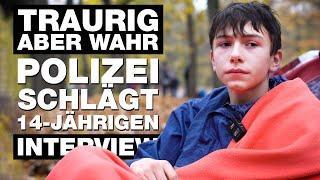 BERICHT: Polizei prügelt 14-Jährigen in Berlin | 18.11.2020 | #SoSehenHeldenAus