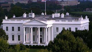Trump says Secret Service shot armed suspect outside the White House