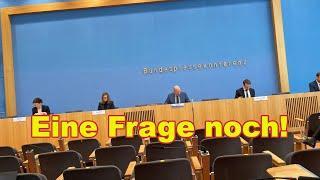 """Merkels Sprecherin zu Demo-Verboten: """"Demonstrationsrecht ein wichtiges Gut"""" –heute auf der BPK"""