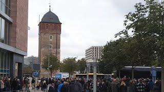 13.10.2020 Chemnitz - Versammlung - Widerstand 2020 und Querdenken