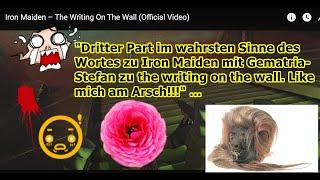"""Noch mal etwas zur Symbolik 'the writing on the wall' mit Gematria-Stefan, usw.!!!"" ..."