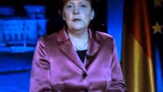 (Wenn die Kanzlerin spricht ...bla bla bla ) - Christoph Holzhöfer