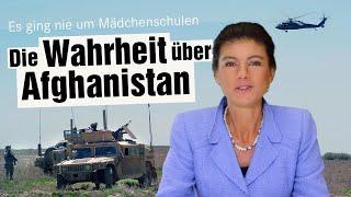 Politische Meinung über die Lage Afghanistans