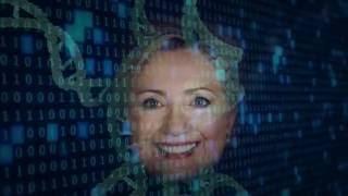 Ist Hillary Clinton ein Roboter ?