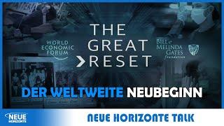 The Great Reset - Der weltweite Neubeginn - Was ist geplant? - Frank Köstler