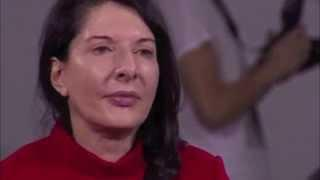 Marina Abramovic and Ulay MoMA 2010 - 'Silent Cry' by Mohini Sule
