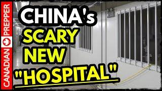 Chinas New Hospital Looks Like a Prison!