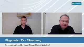 Klagepaten TV -Eilsendung LIVE! Werden Bewohner von Alten  und Pflegeheimen überrumpelt ?