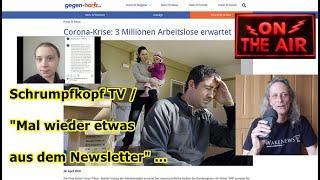 """Trailer: """"Mal wieder etwas aus dem Hartz 4-Newsletter und wie geht es dem Bub Greta"""" ..."""