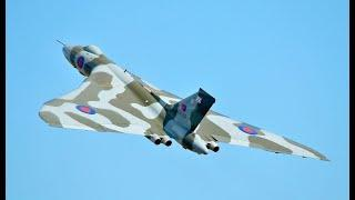 The Missing Vulcan - Falklands 1982