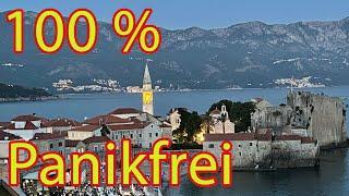 Lebensfreude pur statt Corona-Panik: Ein politisch unkorrekter Reisebericht aus Montenegro –TEASER