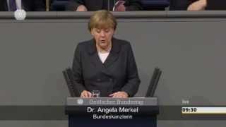 Angela Merkel über Antisemitismus