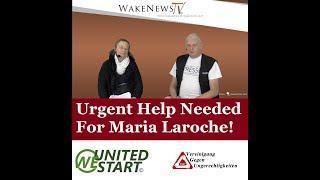 S.O.S. Urgent Help for Children and Andrea Maria Laroche - Wake News Radio/TV