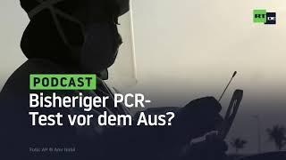 Bisheriger PCR-Test vor dem Aus? US-Behörde will Antrag auf Notfallzulassung zurückziehen