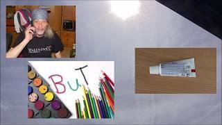 Trailer: Chemtrails, geschenkte Zahnpasta mit Flouriden, Bildung und Teilhabe (Firma Jobcenter)
