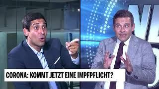 Die Impfung hält nicht, was Politiker versprechen - Gerald Grosz live in oe24.tv