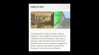 USA is biblical lands