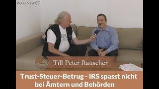 Trust-Steuer-Betrug - IRS spasst nicht bei Ämtern und Behörden
